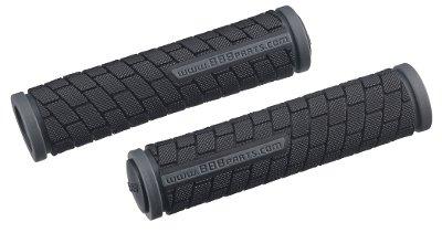 Грипсы BBB DualGrip 125 mm. black/dark grey (BHG-06_black/dark grey)