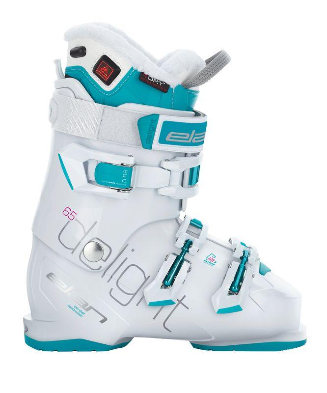 Горнолыжные ботинки Elan 2015-16 DELIGHT 65 In Temp white - артикул: 603930423