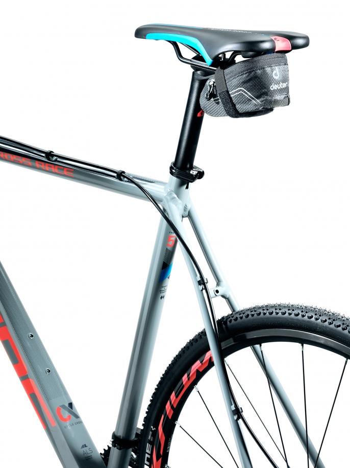 Сумка под седло Deuter 2017-18 Bike Bag Race I black, Велосипедные седла - арт. 850760355