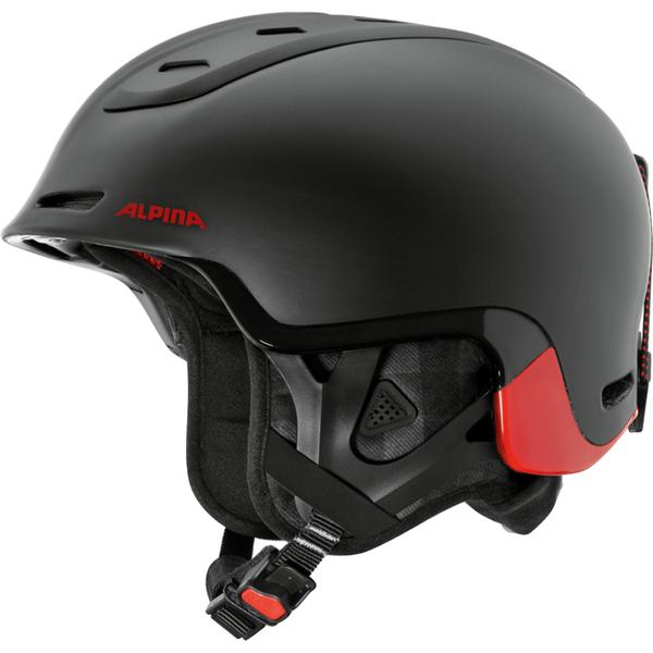 Зимний Шлем Alpina SPINE black-lumberjack matt - артикул: 926070428