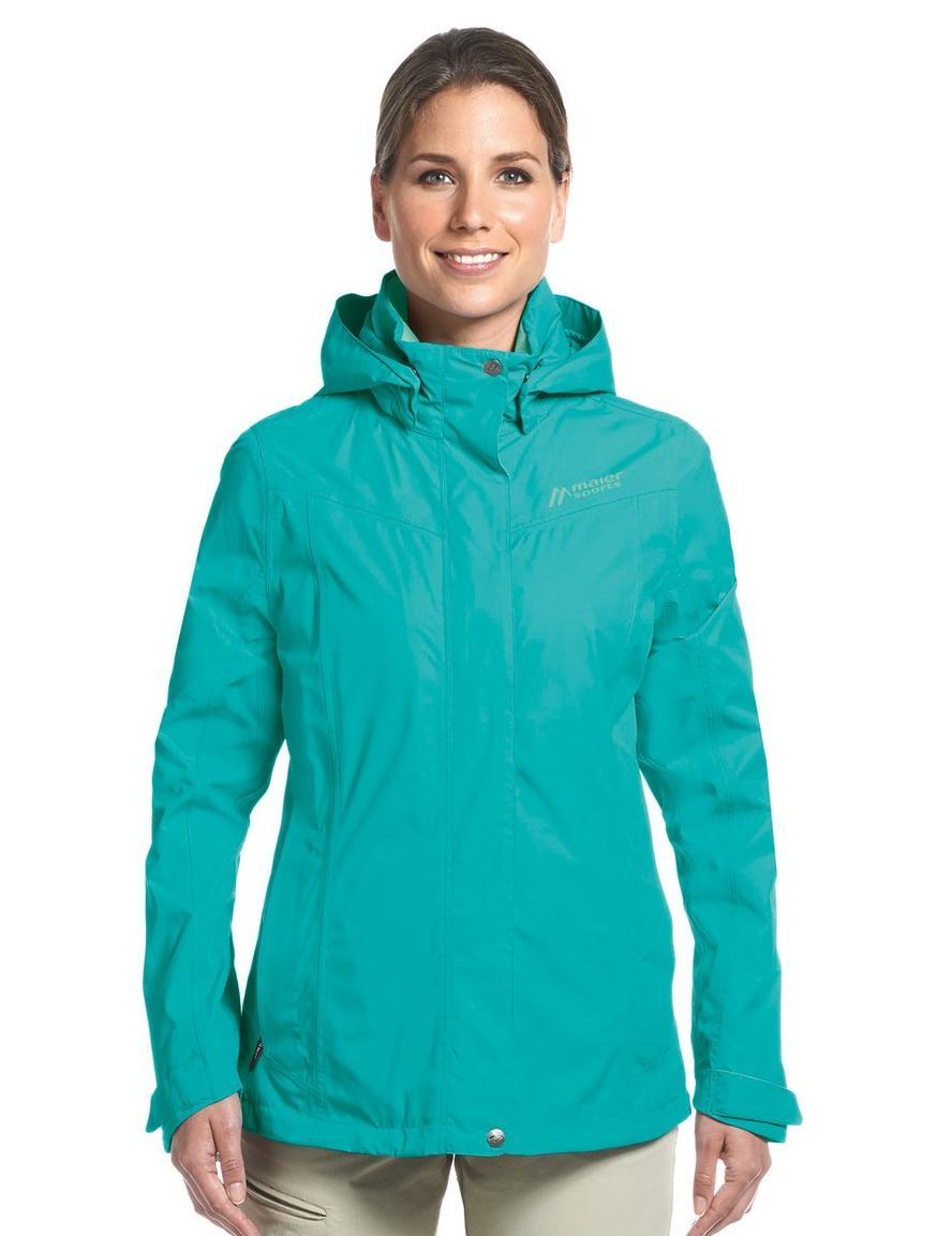 Куртка для активного отдыха MAIER 2018 Metor W vindian green, Одежда для зимних видов спорта - арт. 1037640410