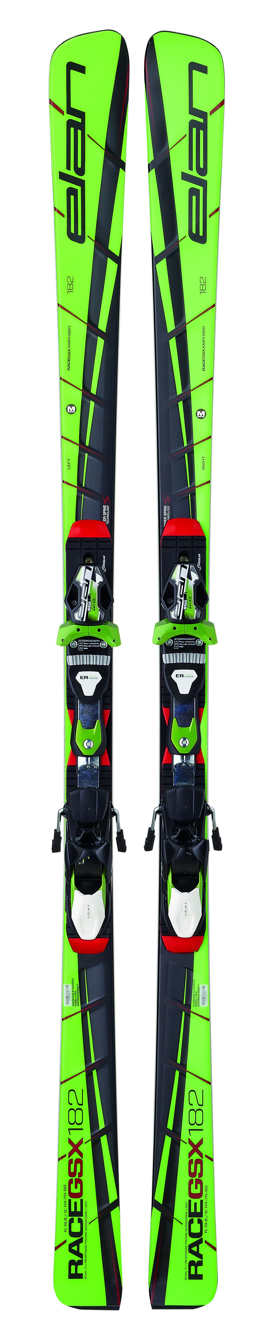 Горные лыжи Elan 2015-16 GSX MASTER PLATE /, Горные лыжи - арт. 606500420