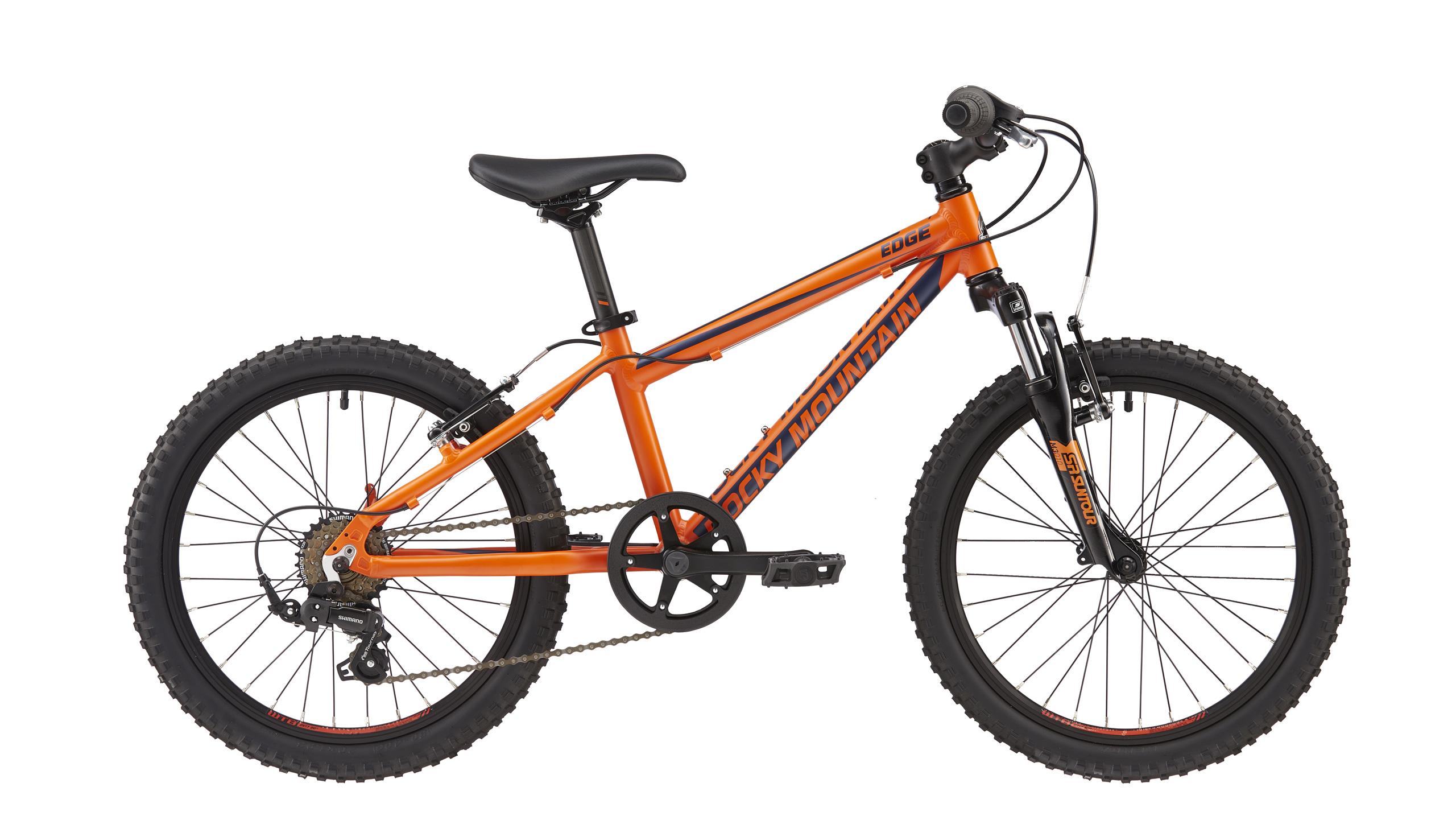 Велосипед ROCKY MOUNTAIN EDGE 20 2016 MATTE BURNT ORANGE/INDIGO