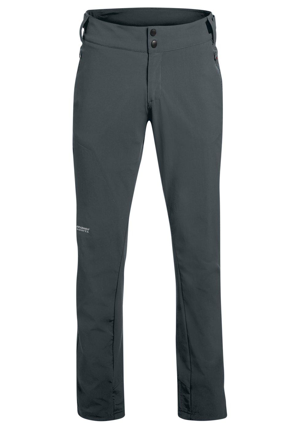 Брюки для активного отдыха MAIER 2018 Anhalt M graphite, Одежда для зимних видов спорта - арт. 1037630410