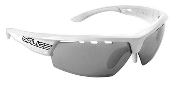 Очки солнцезащитные Salice 006RW White/RW Black