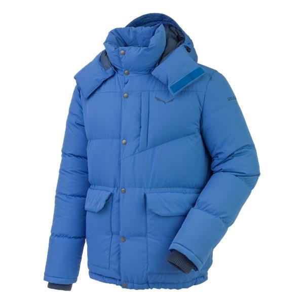 Куртка для активного отдыха Salewa 2016-17 PUEZ DWN M JKT royal blue