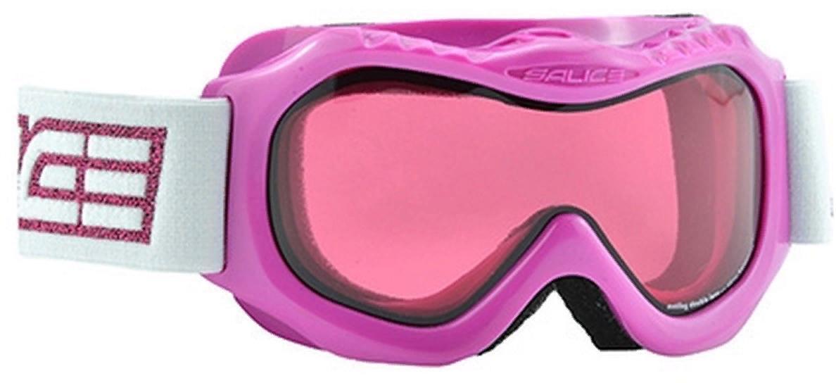 Очки горнолыжные Salice 601A FUCHSIA/AMETHYST, Горнолыжные очки и маски - арт. 1062920418
