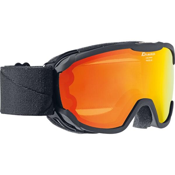 Очки горнолыжные Alpina Pheos Jr. MM black_MM orange S2, Горнолыжные очки и маски - арт. 749960418