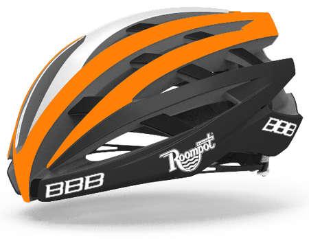Летний шлем BBB 2016 Icarus Team Roompot (BHE-05)