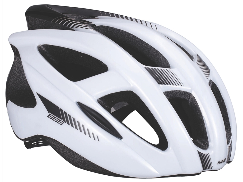 Летний шлем BBB 2015 helmet Hawk white black (BHE-27)