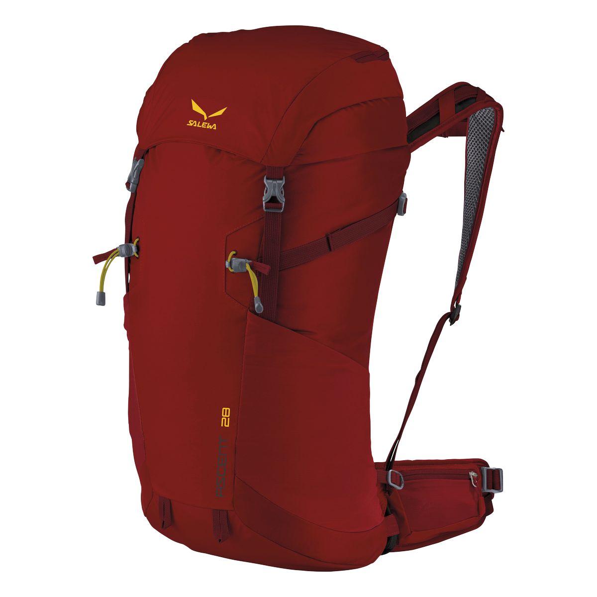 Рюкзак туристический Salewa 2016 Ascent 28 Pompei Red - артикул: 818370164