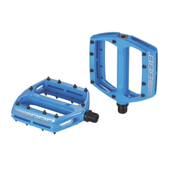 Педали BBB CoolRide mtb синий (BPD-36), Педали и трансмиссия - арт. 818920365