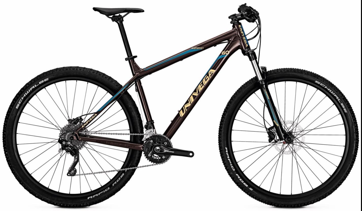 Велосипед UNIVEGA SUMMIT 6.0 2018, Велосипеды - арт. 1031970390