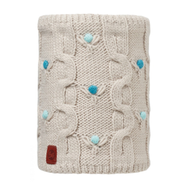 Шарф BUFF 2016-17 KNITTED KIDS COLLECTION JUNIOR KNITTED & POLAR NECKWARMER BUFF DYSHA MINERAL