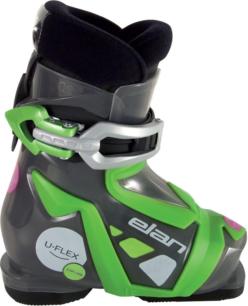 Горнолыжные ботинки Elan 2015-16 JUNIOR SERIES EXPLORE 1, Горнолыжные ботинки - арт. 603830423