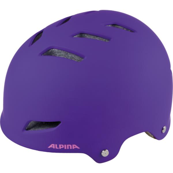 Велошлем Alpina 2018 Alpina Park jr. purple, Велошлемы - арт. 1018570356