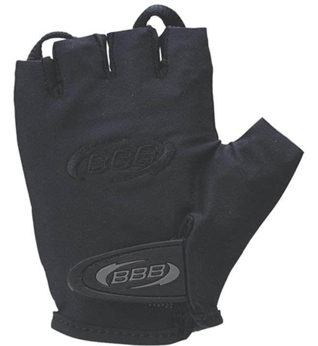 Перчатки велосипедные BBB Kids black (BBW-23)
