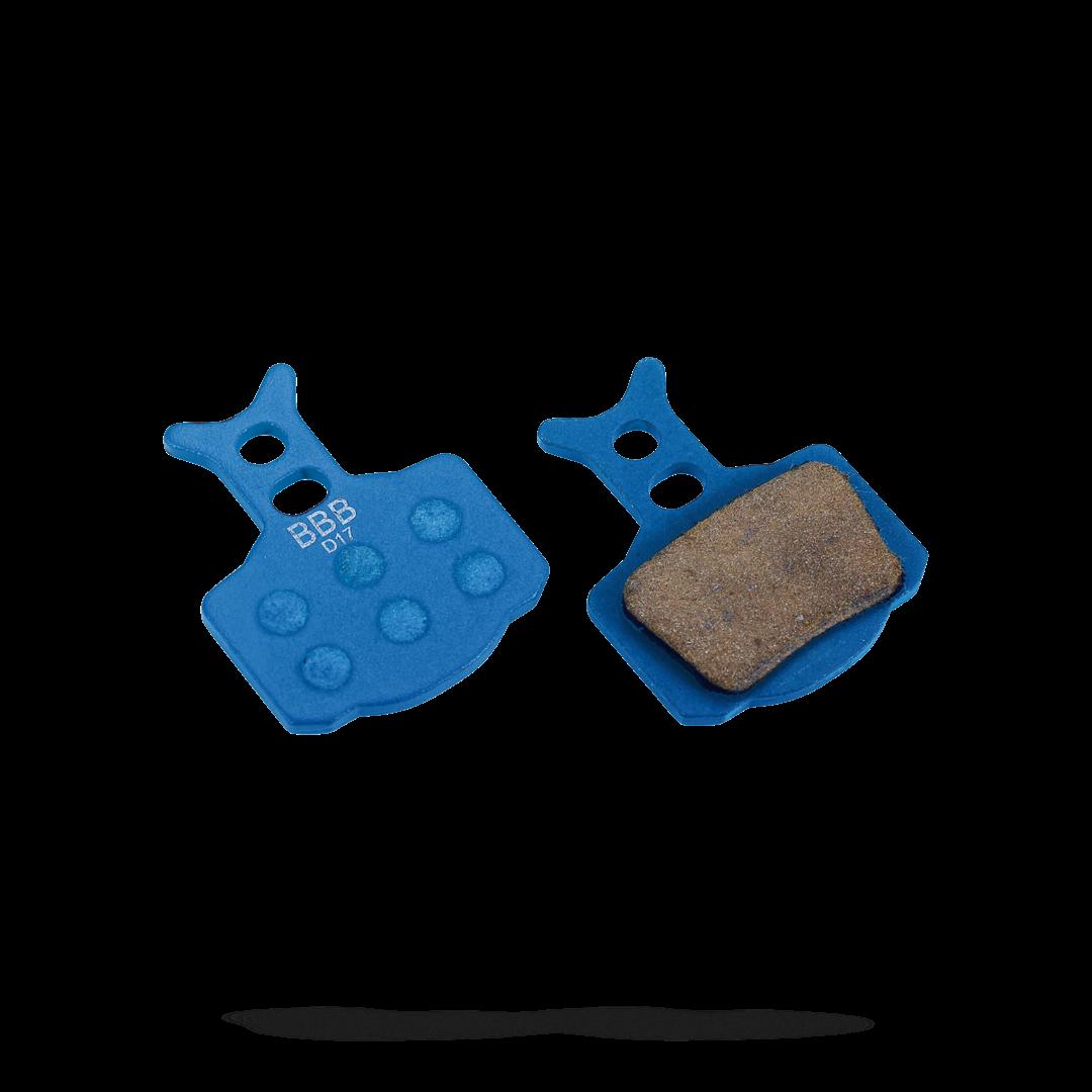 Тормозные колодки BBB DiscStop comp.w/Formula Mega, The One, R1,RX and RO