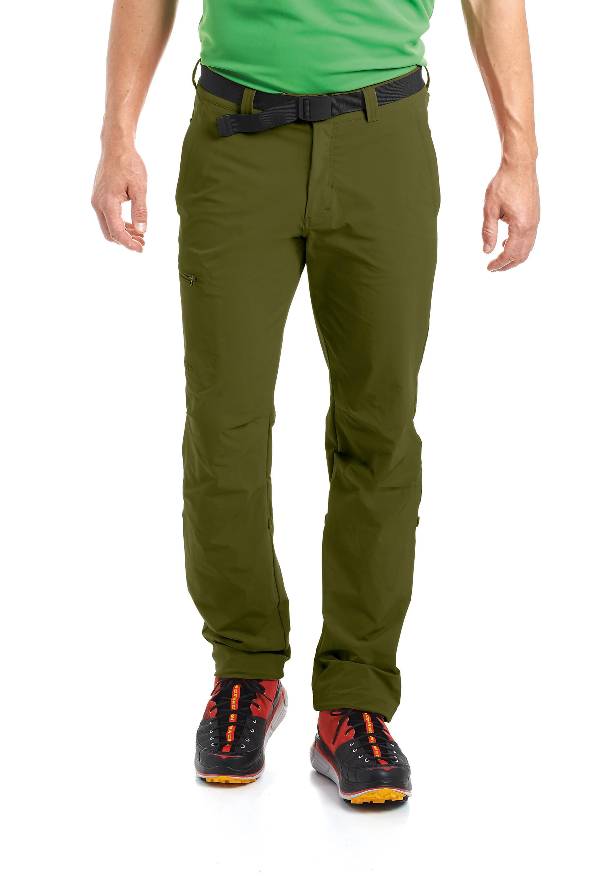 Брюки для активного отдыха MAIER 2018 Nil M dark green, Одежда для зимних видов спорта - арт. 1042250410