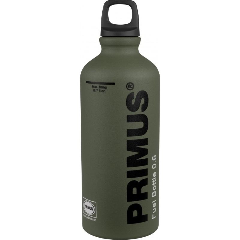 Фляга для жидкого топлива Primus 2017 Fuel Bottle 0.6L Green - артикул: 741330170