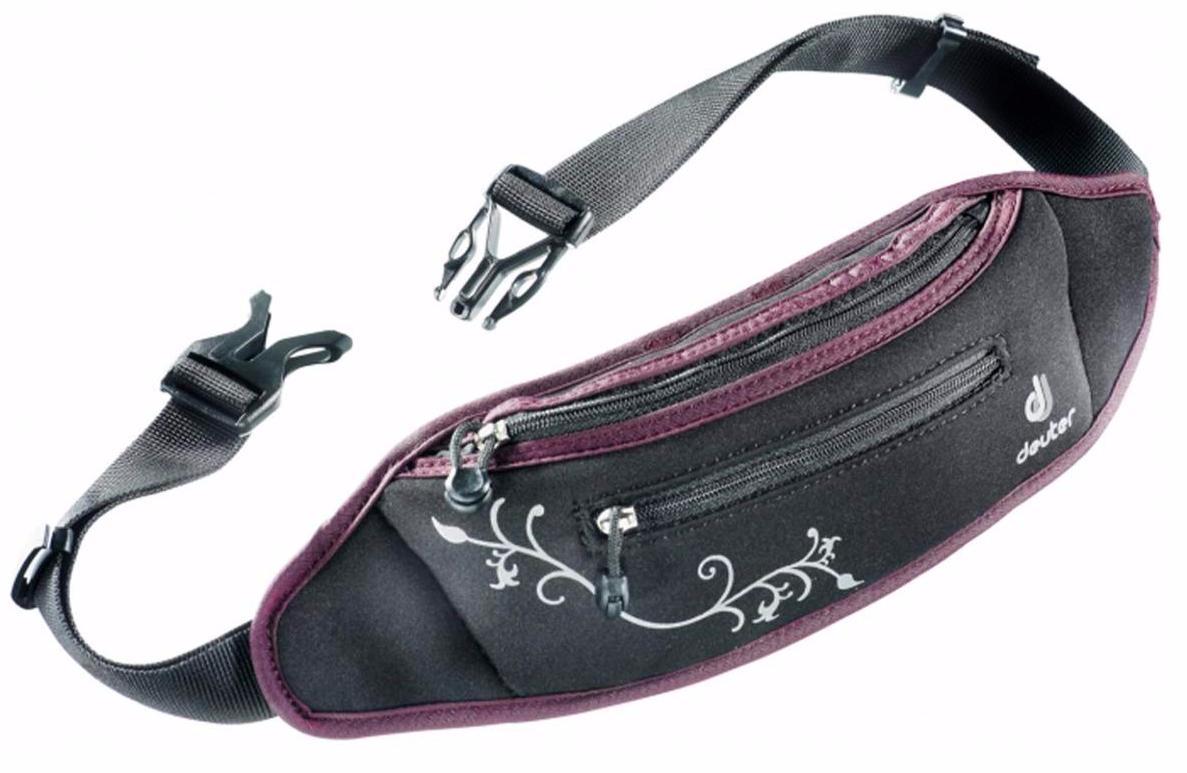 Сумка поясная Deuter 2015 Accessories Neo Belt I black-aubergine