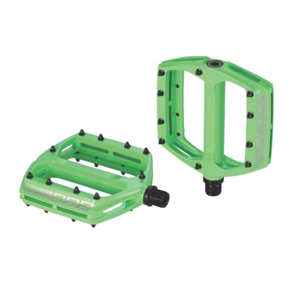 Педали BBB CoolRide mtb зеленый (BPD-36), Педали и трансмиссия - арт. 818000365