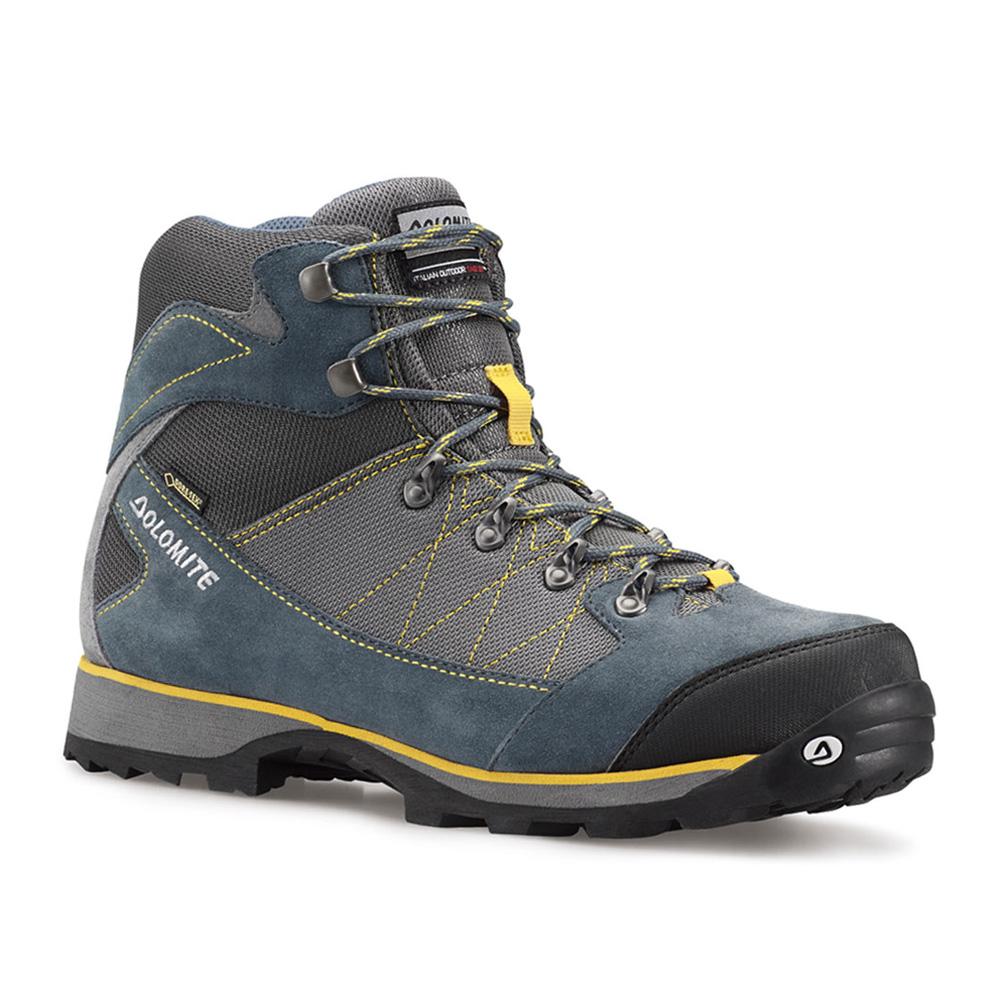 Ботинки для треккинга (высокие) Dolomite 2016 DAVOS GTX DARK SLATE-GUNMETAL