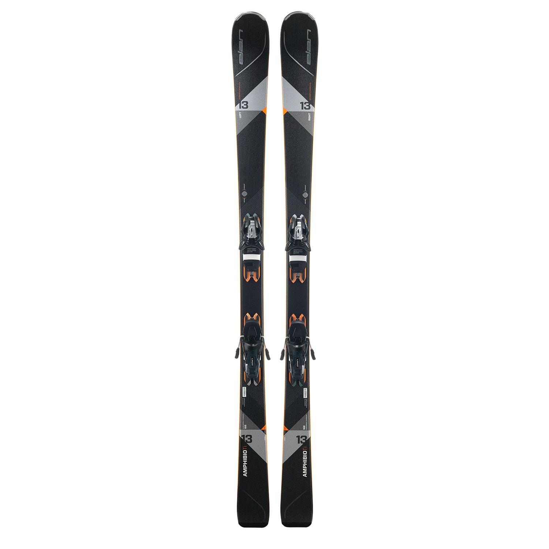 Горные лыжи с креплениями Elan 2017-18 Amphibio 13Ti ELS 11 PS