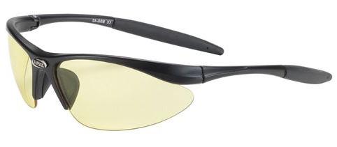 Очки солнцезащитные BBB Display Element PC yellow lens 12pcs display box black (BSG-42D_4293)