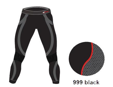 Купить Брюки ACCAPI ERGORacing TROUSERSJR black (черный)