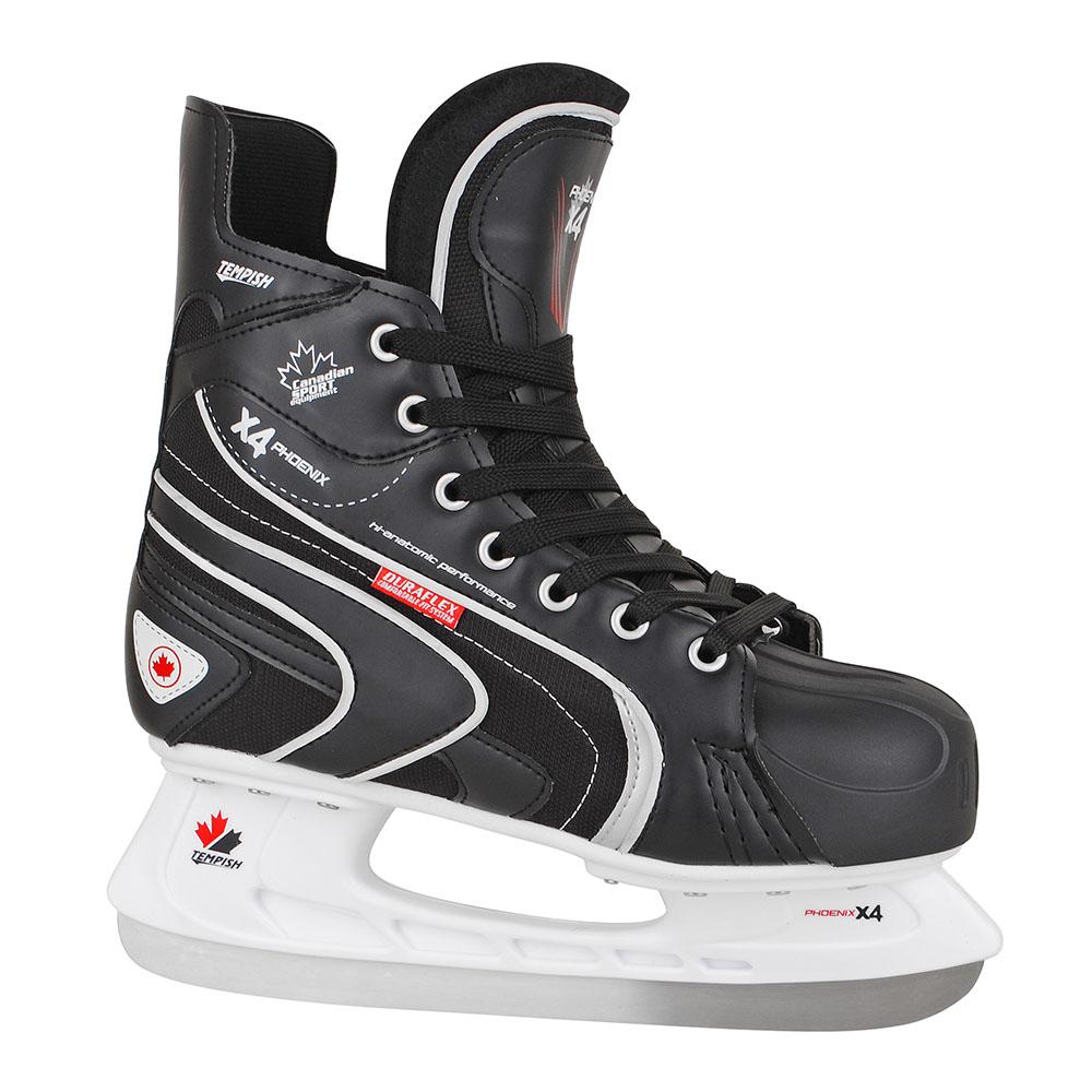 Коньки хоккейные TEMPISH 2016-17 PHOENIX X4 red, Ледовые коньки - арт. 737430429
