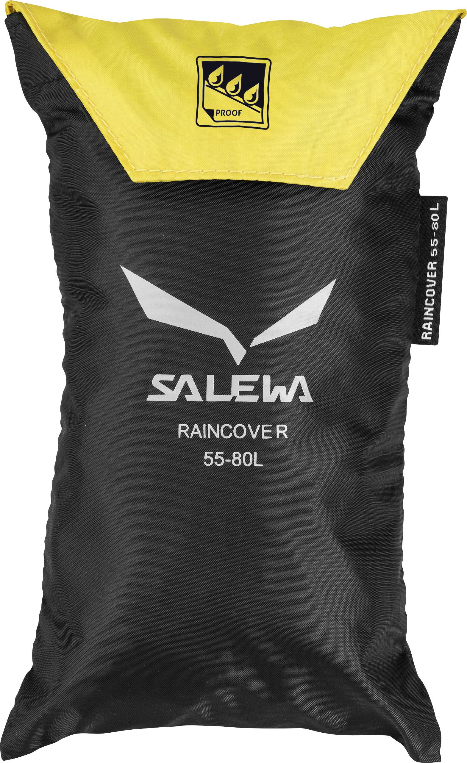 Чехол для рюкзака Salewa Accessories RAINCOVER FOR BACKPACKS 55-80L YELLOW /, Чехлы и накидки для рюкзаков - арт. 1004010294