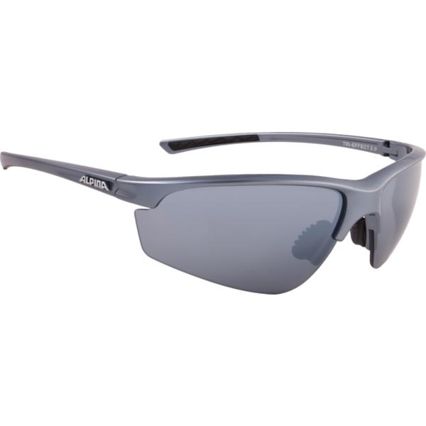 Очки солнцезащитные Alpina 2018 TRI-EFFECT 2.0 tin