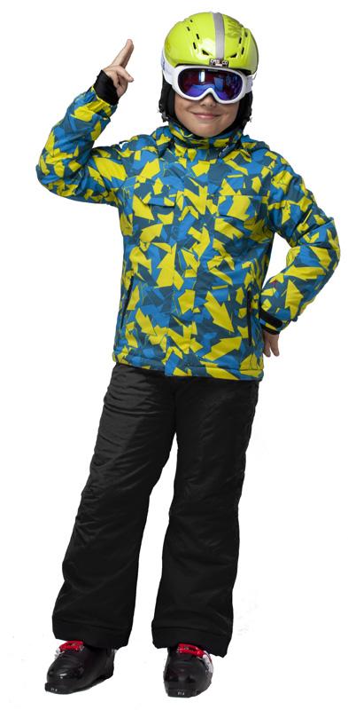 Брюки горнолыжные MAIER Maxi REG black (черный) - артикул: 581070348