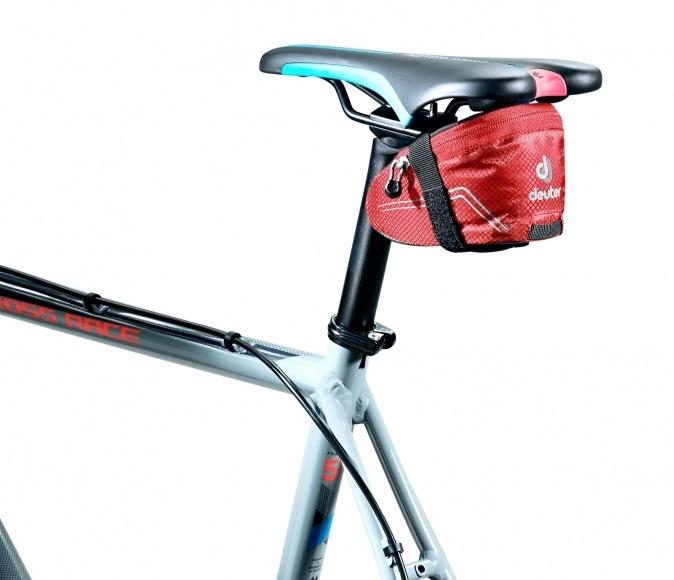 Сумка под седло Deuter 2017-18 Bike Bag Race II fire