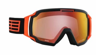 Очки горнолыжные Salice 605DARWF BLACK-ORANGE/RW CLEAR, Горнолыжные очки и маски - арт. 1007130418