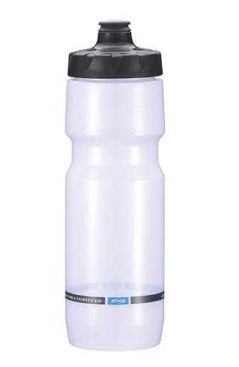 Фляга вело BBB 750ml. AutoTank XL autoclose clear (BWB-15)