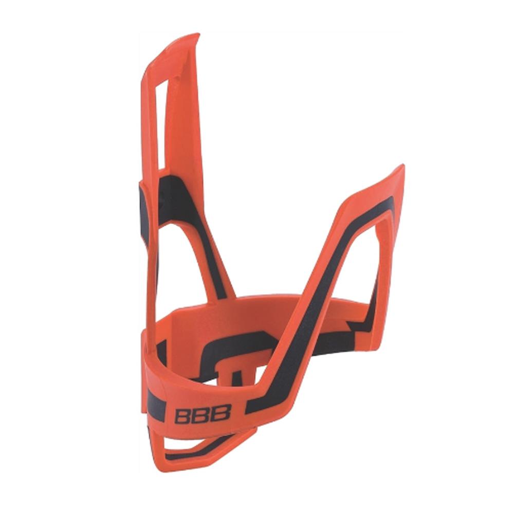 Флягодержатель BBB DualCage оранжевый/черный, Все для велотуризма - арт. 1002940351