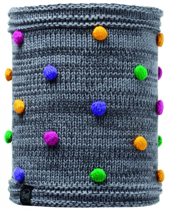 Шарф BUFF NECKWARMER BUFF Knitted&Polar Fleece CHILD ODELL