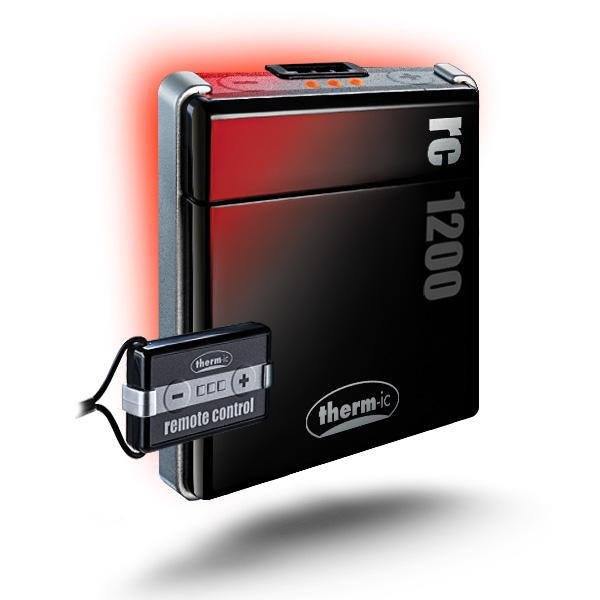 Аккумуляторы с блоком управления и дистанционным пультом Therm-IC SmartPack rc 1200 (EU), Уход за обувью - арт. 674960214