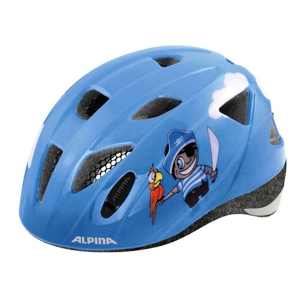 Летний шлем ALPINA 2016 JUNIOR / KIDS XIMO pirate