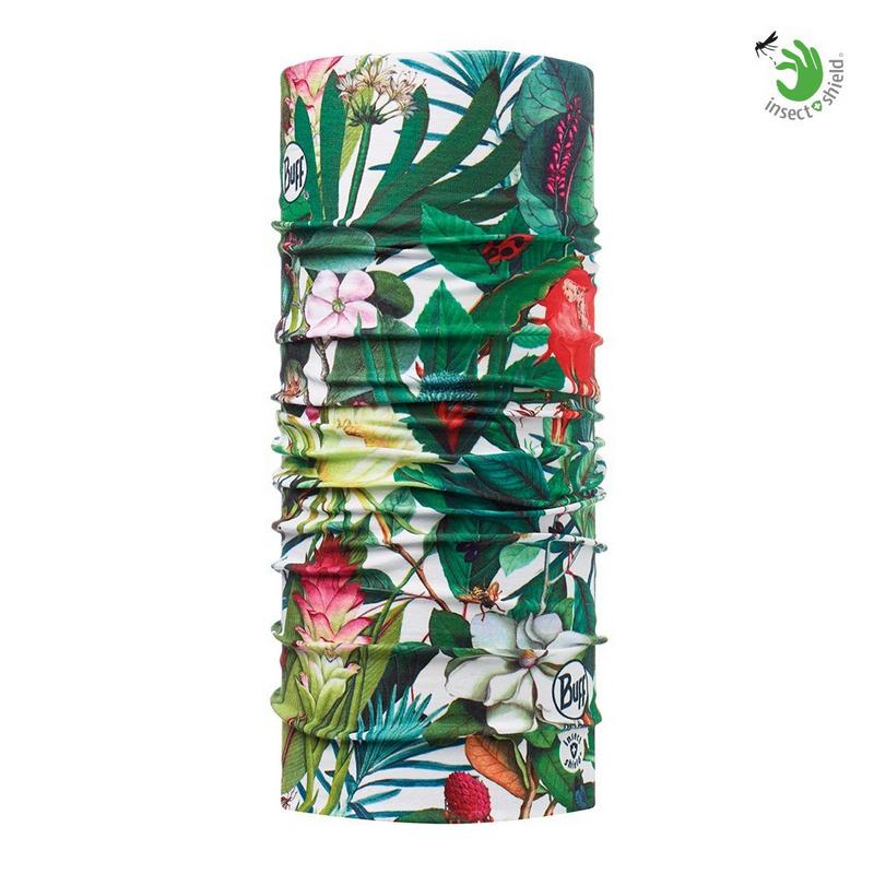 Бандана BUFF Active INSECT SHIELD BUFF® KEW, Средства от насекомых - арт. 595110301