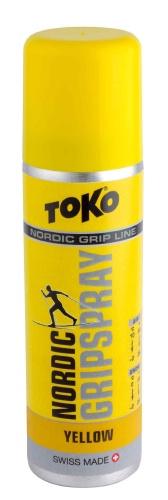 Спрей TOKO Grip Line Nordic GripSpray (желтая, 0С/-2, 70мл)
