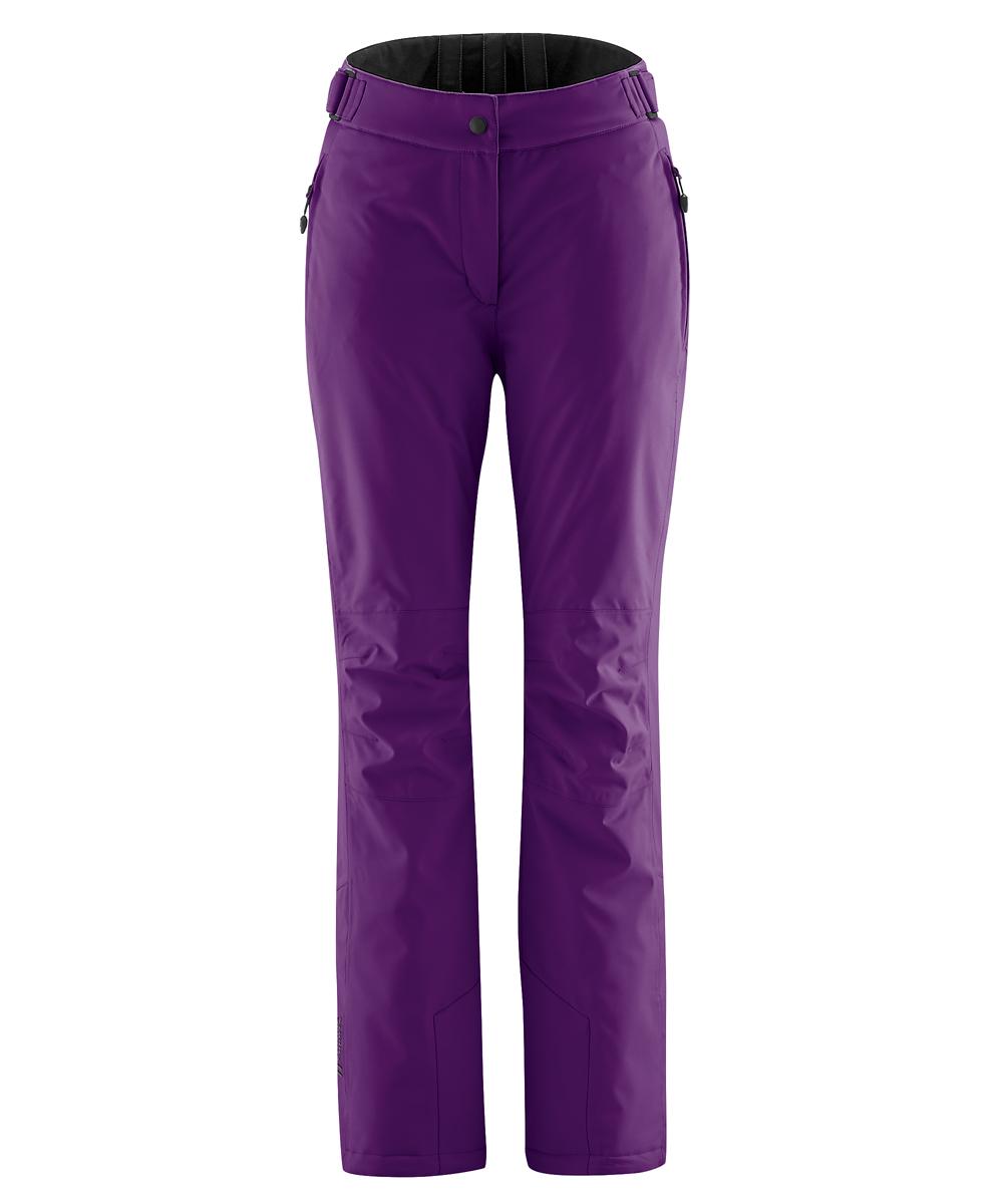 Брюки горнолыжные MAIER 2017-18 Resi 2 dark purple (EUR:48) - артикул: 976120348