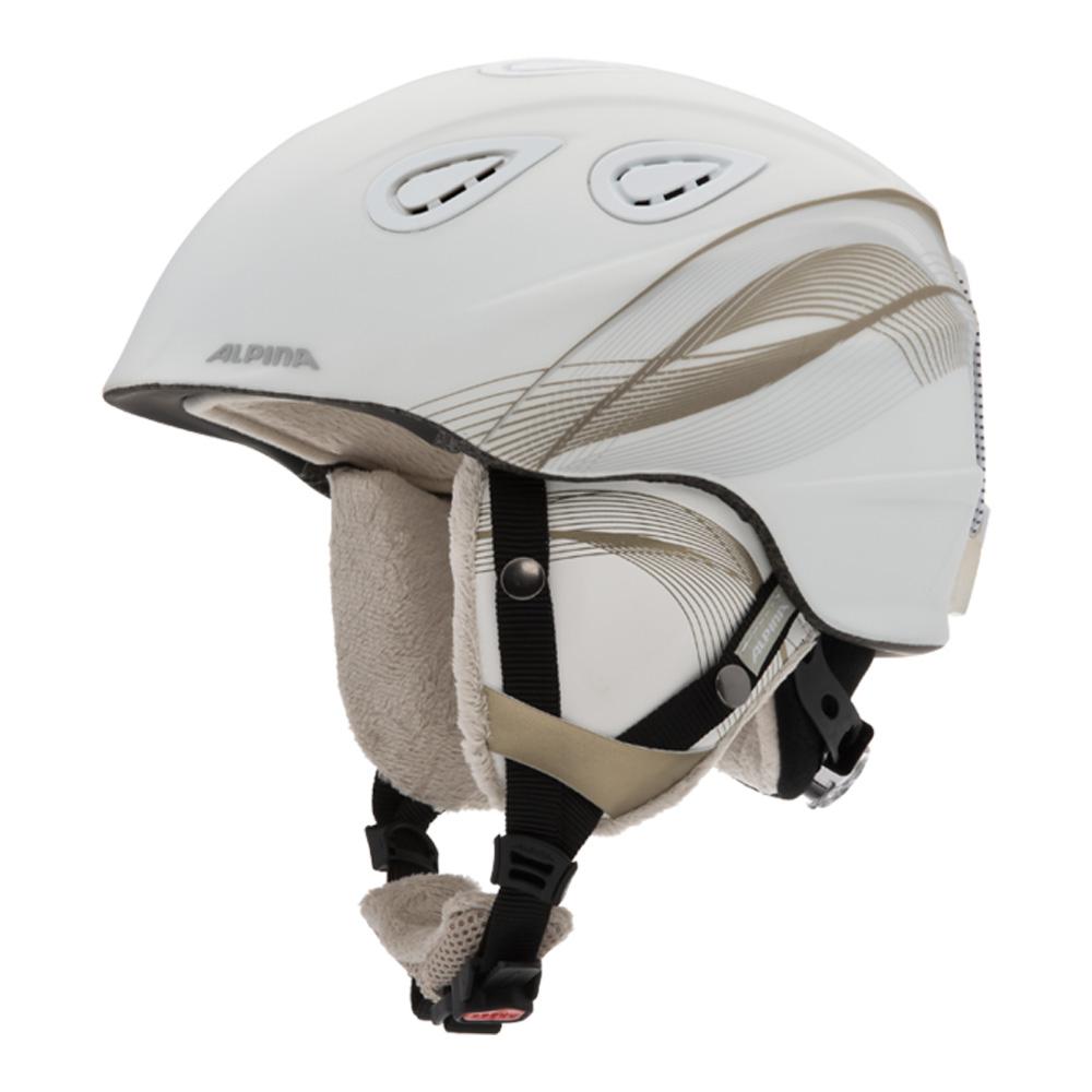 Зимний Шлем Alpina GRAP 2.0 white-prosecco matt, Горнолыжные и сноубордические шлемы - арт. 739970428