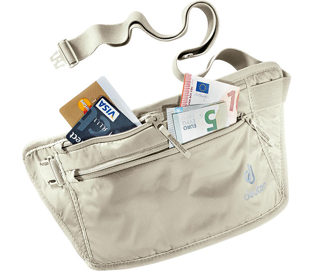 Кошелек Deuter 2016-17 Security Money Belt II sand