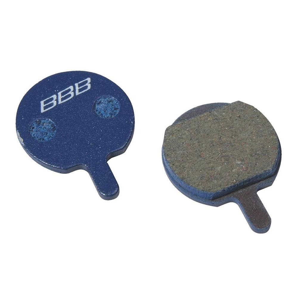 Тормозные колодки BBB DiscStop comp.w/Hayes SOLE hydraulic, MX2/MX3 mechanical (BBS-48)