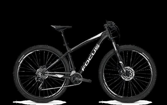 Велосипед FOCUS WHISTLER LITE 2018 magicblackmatt (см:44), Велосипеды - арт. 998970390