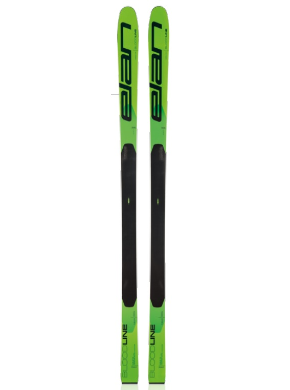 Горные лыжи Elan 2017-18 Bloodline (125,141)