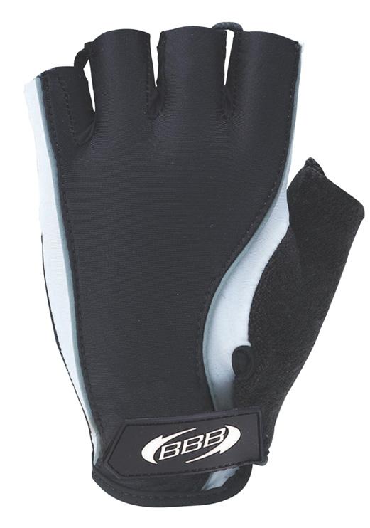 Перчатки велосипедные BBB LadyZone black (BBW-27)